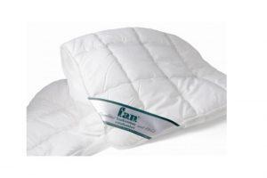 Elbatex Bedmode: Fan Wash Cotton badstof onderdeken
