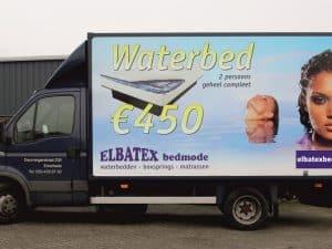 Elbatex Bedmode: Wij hebben een eigen bezorgservice